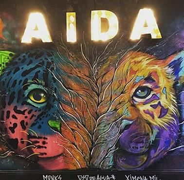 AIDA SUSHI BAR - SAN ISIDRO Restaurante - Reserva en restaurantes de Comida FUSIóN - SAN ISIDRO - MESA 24/7   LIMA - Perú