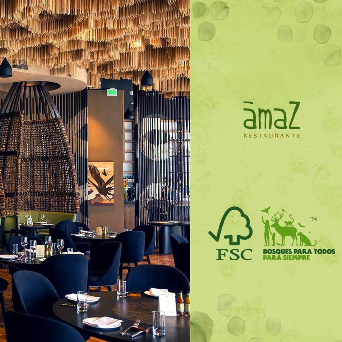 AMAZ PATIO PANORAMA Restaurant - and Peruvian Food AMAZONIAN FOOD - SANTIAGO DE SURCO - MESA 24/7 Guide | LIMA - Peru