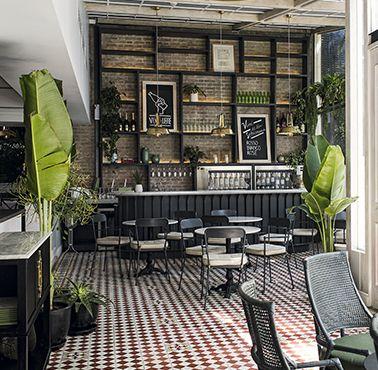 OSTERIA CONVIVIUM Restaurante - Reserva en restaurantes de Comida ITALIANA - SAN ISIDRO - MESA 24/7 | LIMA - Perú