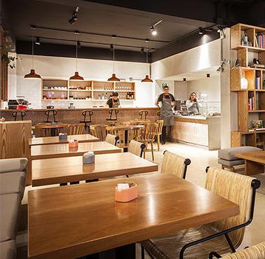 MARTINA - COMIDA & CAFé Restaurante - Reserva en restaurantes de Comida CAFé - SANDWICH Y ENSALADAS - SAN ISIDRO - MESA 24/7 | LIMA - Perú