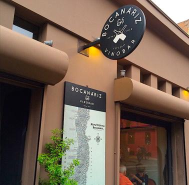 BOCANáRIZ Restaurante - Reserva en restaurantes de Comida CHILENA - SANTIAGO CENTRO - MESA 24/7 | SANTIAGO - Perú