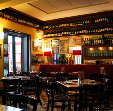LA BODEGA DE LA TRATTORIA (BORGOñO - MIRAFLORES) Restaurant - and Peruvian Food ITALIAN - MIRAFLORES - MESA 24/7 Guide | LIMA - Peru