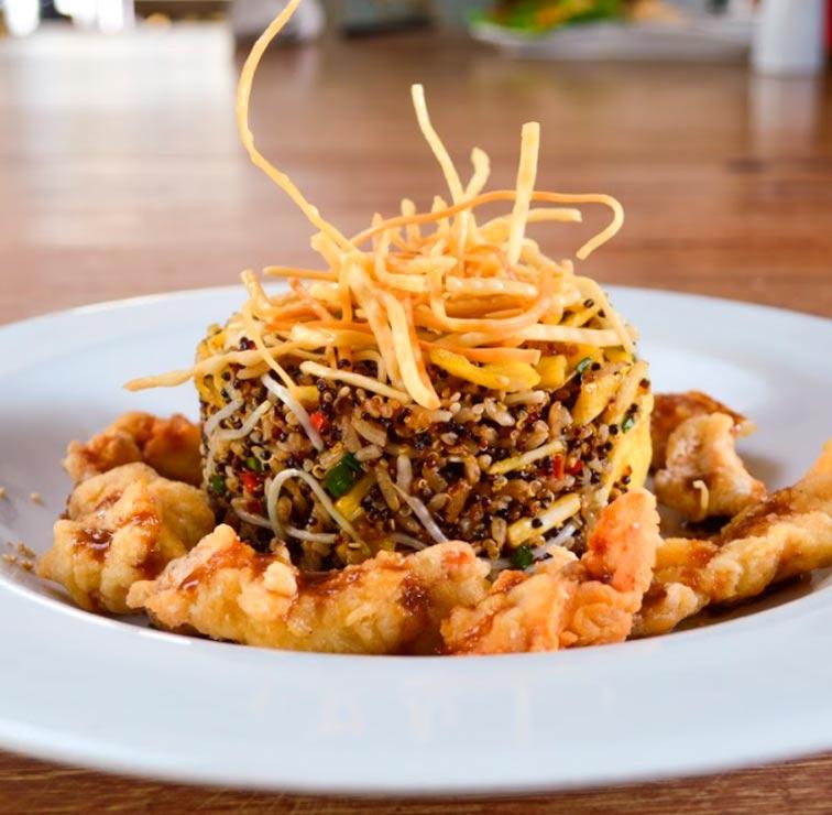 LA FOLIE Restaurante - Reserva y Pide Delivery o Take Out en restaurantes de Comida FUSIóN - SANTIAGO DE SURCO - MESA 24/7 | LIMA - Perú