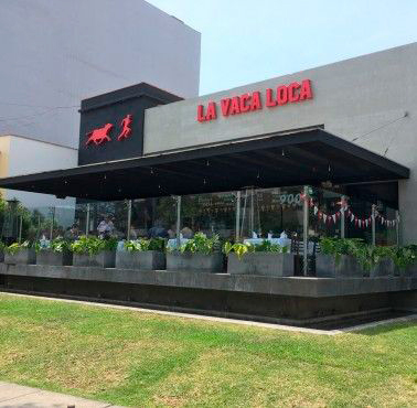 LA VACA LOCA (SANTA CRUZ) Restaurant - and Peruvian Food MEAT AND GRILL - MIRAFLORES - MESA 24/7 Guide | LIMA - Peru