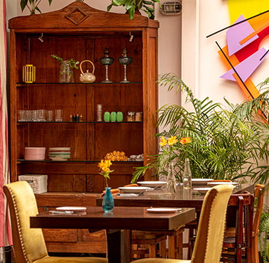 COLONIA & CO Restaurant - and Peruvian Food AUTHOR - BARRANCO - MESA 24/7 Guide | LIMA - Peru