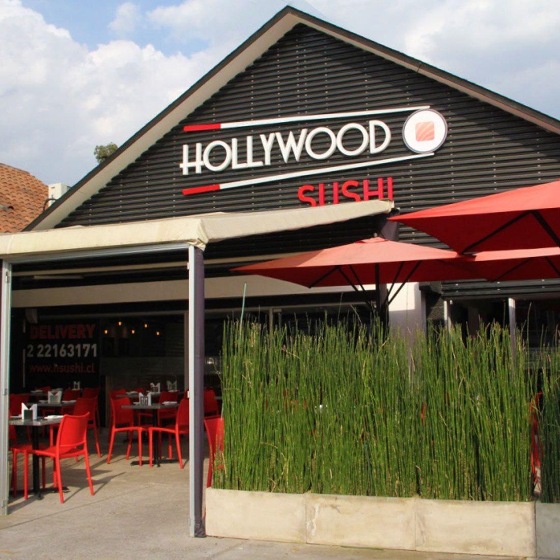 HOLLYWOOD SUSHI Restaurante - Reserva en restaurantes de Comida SUSHI - LO BARNECHEA - MESA 24/7 | SANTIAGO - Perú