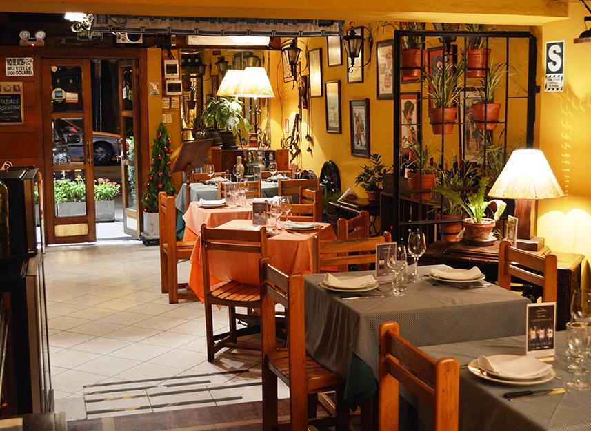 COSTUMBRES ARGENTINAS Av. República de Panamá 6562 Barranco Barranco