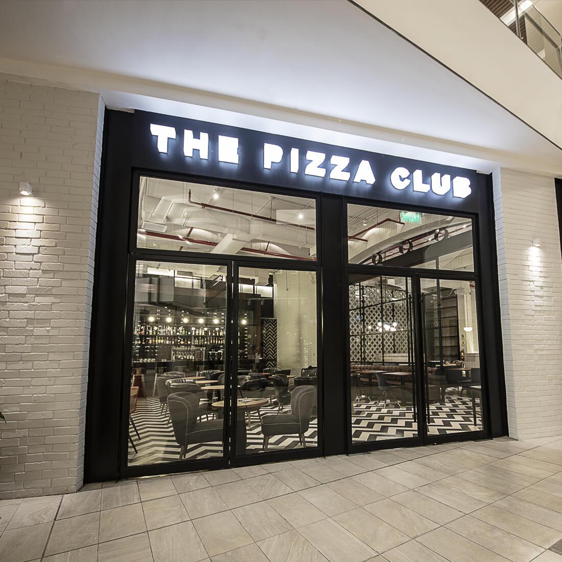 THE PIZZA CLUB Restaurant - and Peruvian Food ITALIAN - SANTIAGO DE SURCO - MESA 24/7 Guide | LIMA - Peru