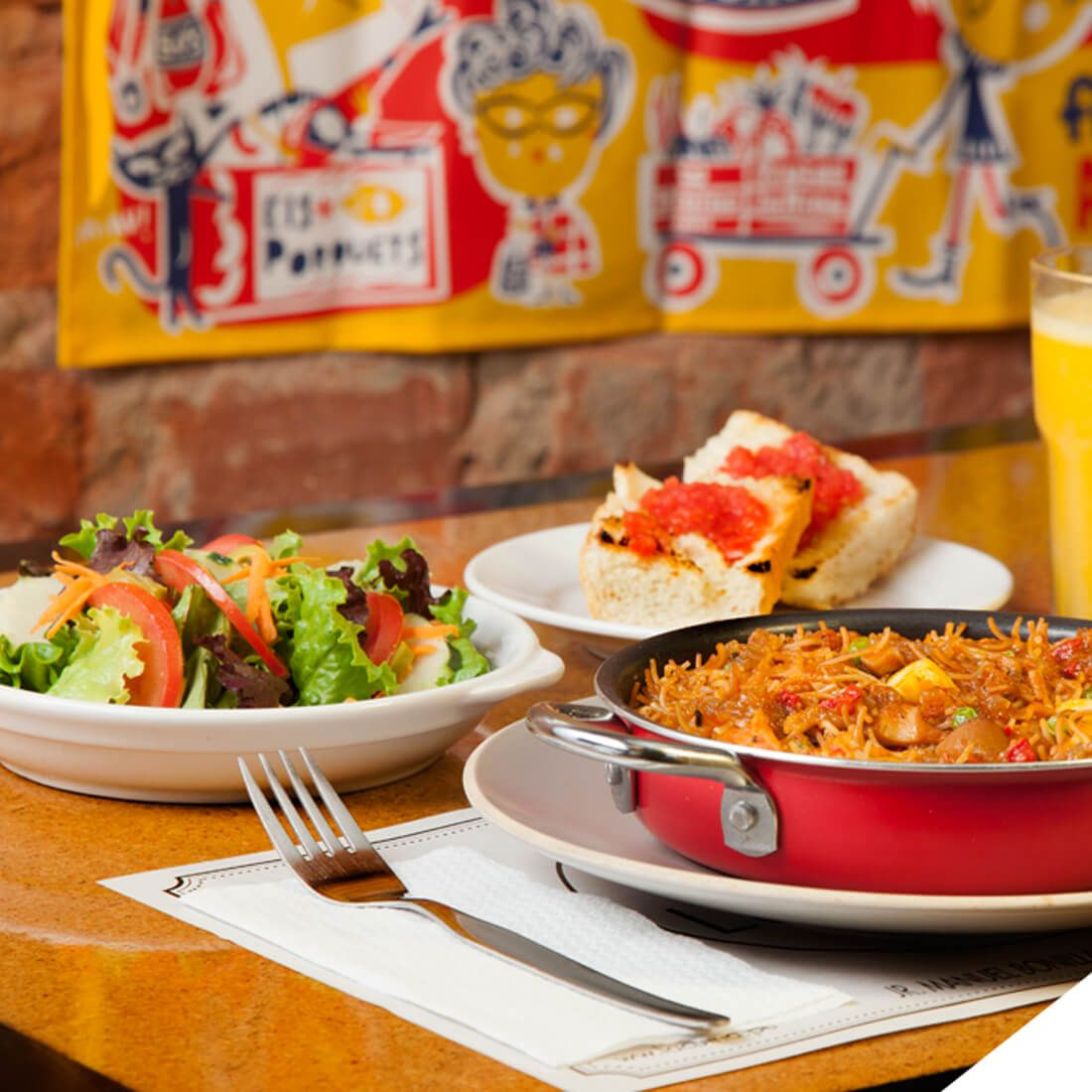 LA CUINA DE BONILLA Restaurante - Reserva y Pide Delivery o Take Out en restaurantes de Comida MEDITERRáNEA - MIRAFLORES - MESA 24/7 | LIMA - Perú