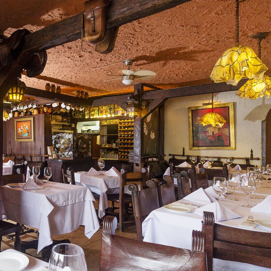 DON VITO Restaurant - and Peruvian Food ITALIAN - MIRAFLORES - MESA 24/7 Guide | LIMA - Peru