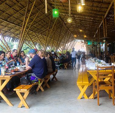 ECO RESTO PARK Restaurante - Reserva en restaurantes de Comida PERUANA - CRIOLLA - PACHACAMAC - MESA 24/7 | LIMA - Perú