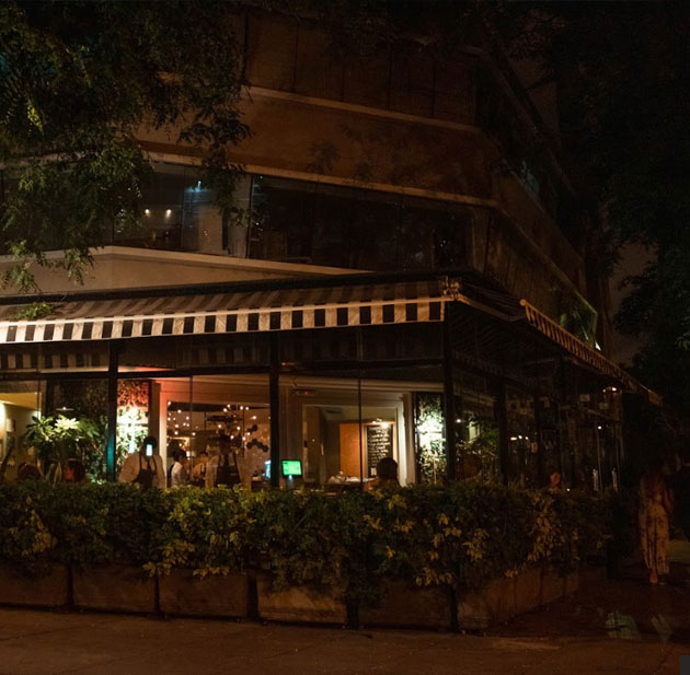 LA DALMACIA Restaurant - and Peruvian Food AUTHOR - MIRAFLORES - MESA 24/7 Guide | LIMA - Peru