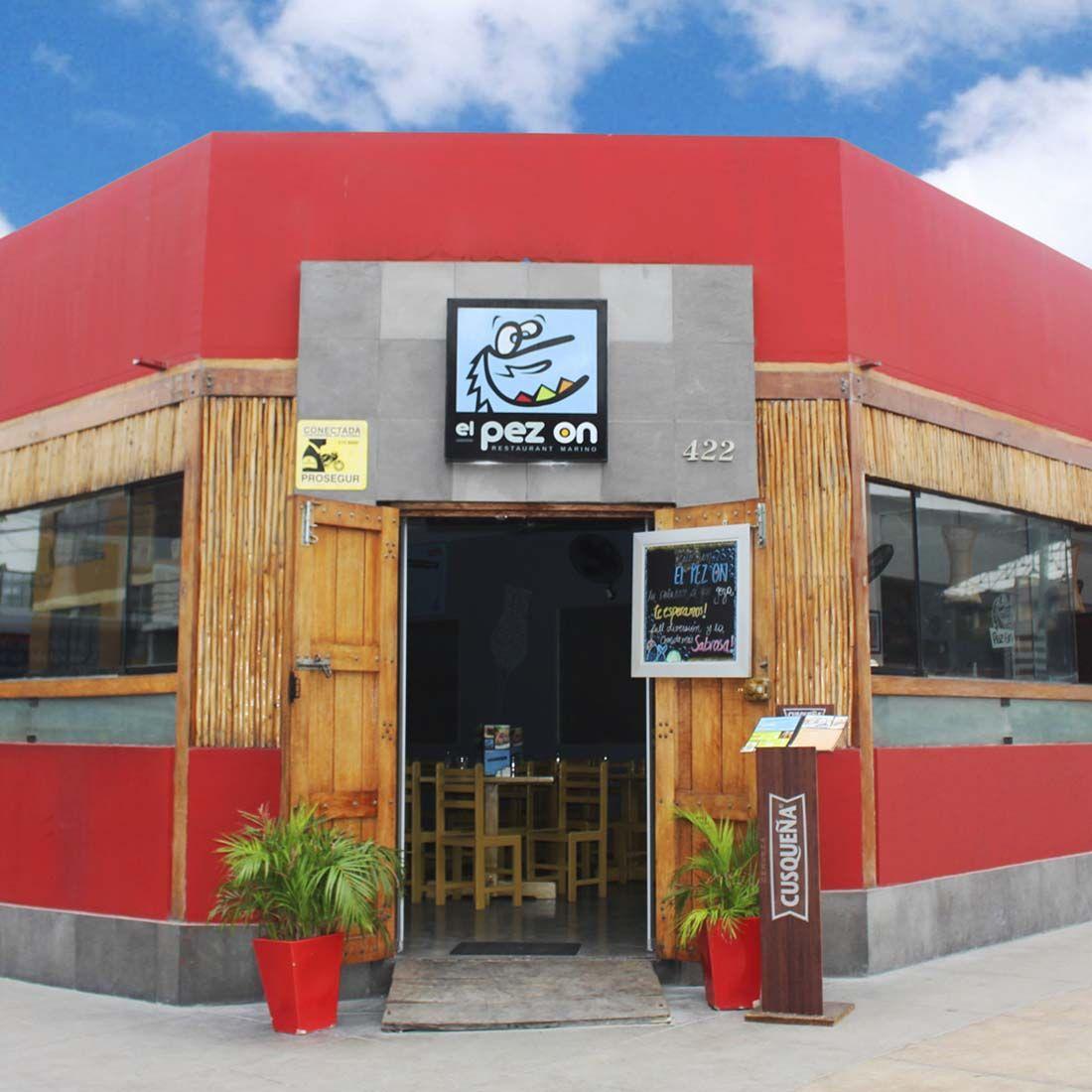 EL PEZ ON (LEON Y GARCIA) Restaurante - Reserva en restaurantes de Comida PESCADOS Y MARISCOS - LA VICTORIA - MESA 24/7 | LIMA - Perú