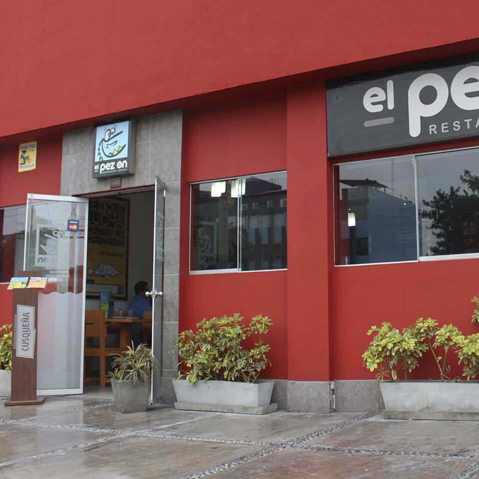 EL PEZ ON (SANTA CATALINA) Restaurant - and Peruvian Food FISH AND SEAFOOD - LA VICTORIA - MESA 24/7 Guide | LIMA - Peru