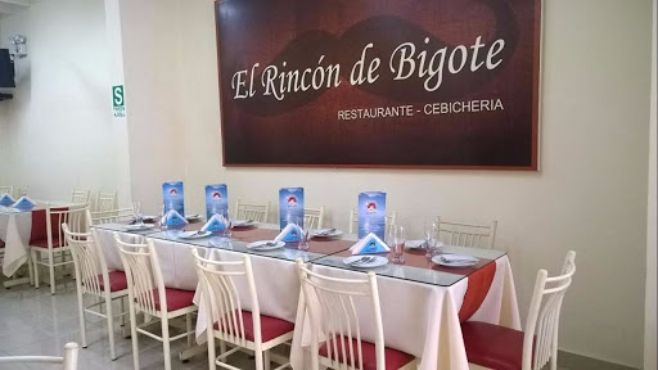 EL RINCóN DE BIGOTE - BARRANCO Restaurante - Reserva en restaurantes de Comida PESCADOS Y MARISCOS - BARRANCO - MESA 24/7 | LIMA - Perú
