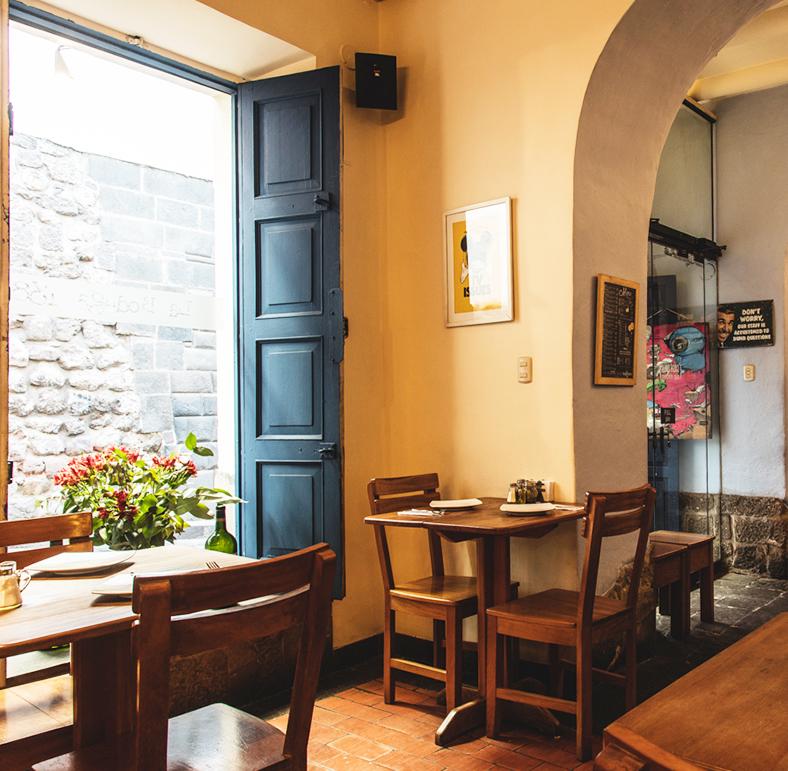LA BODEGA 138 Restaurante - Reserva en restaurantes de Comida ITALIANA - CUSCO - MESA 24/7 | CUSCO - Perú