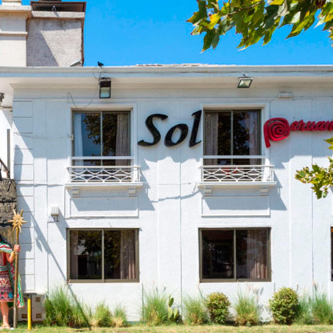 SOL RESTAURANT Restaurante - Reserva en restaurantes de Comida PERUANA - PROVIDENCIA - MESA 24/7 | SANTIAGO - Perú