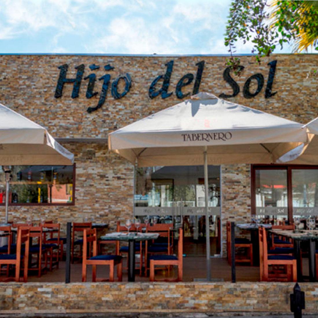 HIJO DEL SOL - LA REINA Restaurante - Reserva en restaurantes de Comida PERUANA - LA REINA - MESA 24/7 | SANTIAGO - Perú