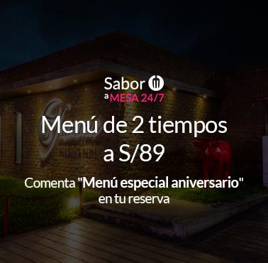 FIAMMA Restaurante - Reserva en restaurantes de Comida CARNES Y PARRILLAS - SANTIAGO DE SURCO - MESA 24/7 | LIMA - Perú