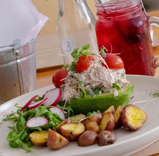 LA NEVERA FIT - TORIBIO POLO Restaurant - and Peruvian Food AUTHOR - MIRAFLORES - MESA 24/7 Guide | LIMA - Peru