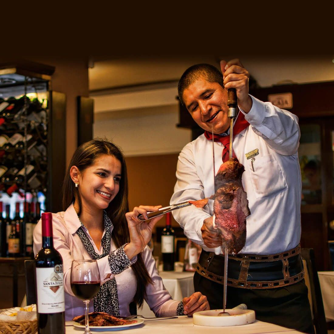 RODIZIO - SAN MIGUEL Restaurant - and Peruvian Food MEAT AND GRILL - SAN MIGUEL - MESA 24/7 Guide | LIMA - Peru