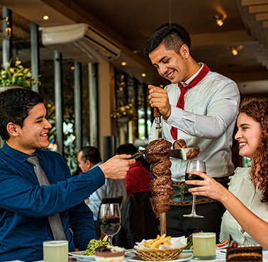 RODIZIO - MIRAFLORES Restaurant - and Peruvian Food MEAT AND GRILL - MIRAFLORES - MESA 24/7 Guide | LIMA - Peru