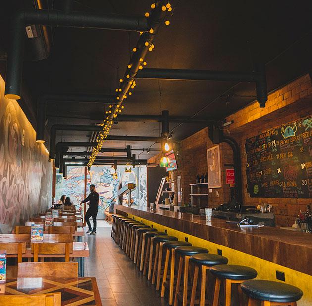 BARBARIAN - BARRANCO Restaurante - Reserva y Pide Delivery o Take Out en restaurantes de Comida DE AUTOR - BARRANCO - MESA 24/7 | LIMA - Perú