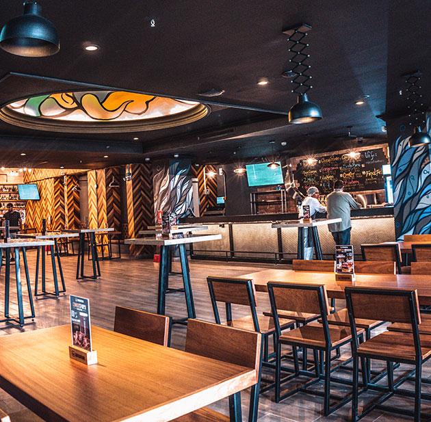 BARBARIAN - CENTRO (HOTEL SHERATON) Restaurant - and Peruvian Food AUTHOR - LIMA - MESA 24/7 Guide | LIMA - Peru