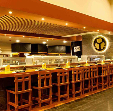 EDO SUSHI BAR - BERLIN MIRAFLORES Restaurant - and Peruvian Food AUTHOR - MIRAFLORES - MESA 24/7 Guide | LIMA - Peru