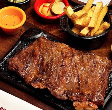 LA CABRERA AL PASO - SANTIAGO DE SURCO Restaurante - Reserva y Pide Delivery o Take Out en restaurantes de Comida CARNES Y PARRILLAS - SANTIAGO DE SURCO - MESA 24/7 | LIMA - Perú