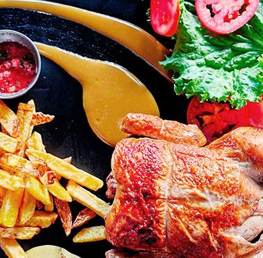 FACTORY GRILL Restaurant - and Peruvian Food AUTHOR - MIRAFLORES - MESA 24/7 Guide | LIMA - Peru