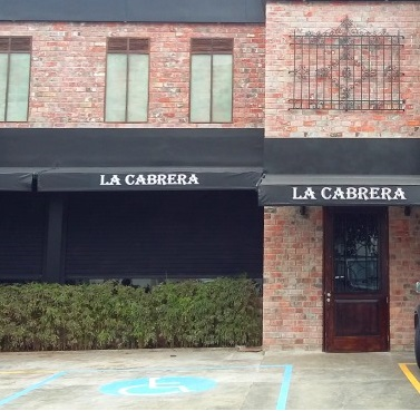 LA CABRERA - MIRAFLORES Restaurant - and Peruvian Food MEAT AND GRILL - MIRAFLORES - MESA 24/7 Guide | LIMA - Peru