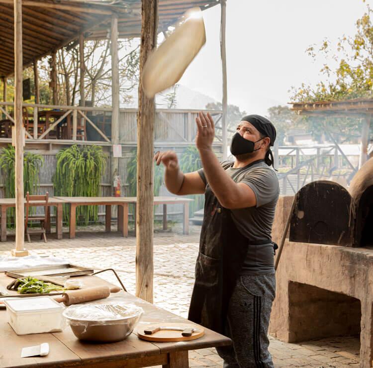 LA GLORIA DEL CAMPO Restaurante - Reserva y Pide Delivery o Take Out en restaurantes de Comida BRASAS - LEñA Y HORNO DE BARRO - PACHACAMAC - MESA 24/7 | LIMA - Perú