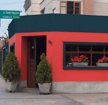 LA PICCOLINA - SIMON SALGUERO Restaurante - Reserva y Pide Delivery o Take Out en restaurantes de Comida ITALIANA - SANTIAGO DE SURCO - MESA 24/7 | LIMA - Perú