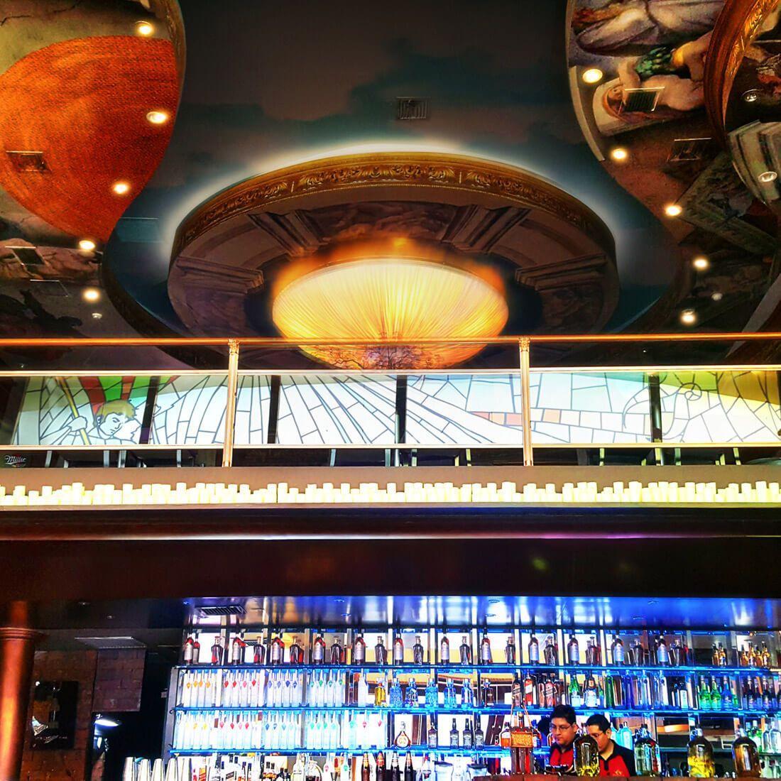 LA BASILICA 640 Restaurant - and Peruvian Food FUSION - SANTIAGO DE SURCO - MESA 24/7 Guide | LIMA - Peru
