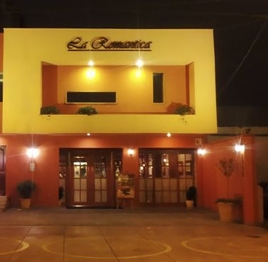 LA ROMANTICA Restaurant - and Peruvian Food INTERNATIONAL - MIRAFLORES - MESA 24/7 Guide | LIMA - Peru