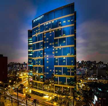 LA VISTA (JW MARRIOTT) Restaurante - Reserva en restaurantes de Comida INTERNACIONAL - MIRAFLORES - MESA 24/7 | LIMA - Perú