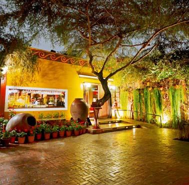 LA HUACA PUCLLANA Restaurante - Reserva y Pide Delivery o Take Out en restaurantes de Comida PERUANA - CRIOLLA - MIRAFLORES - MESA 24/7 | LIMA - Perú