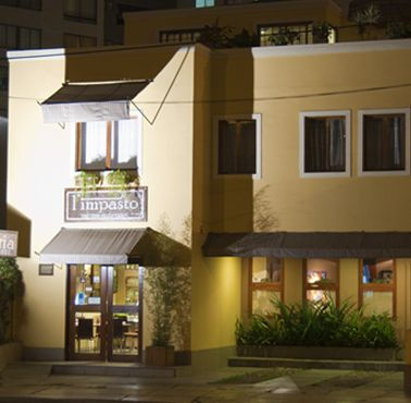 L'IMPASTO Restaurante - Reserva en restaurantes de Comida ITALIANA - MIRAFLORES - MESA 24/7 | LIMA - Perú