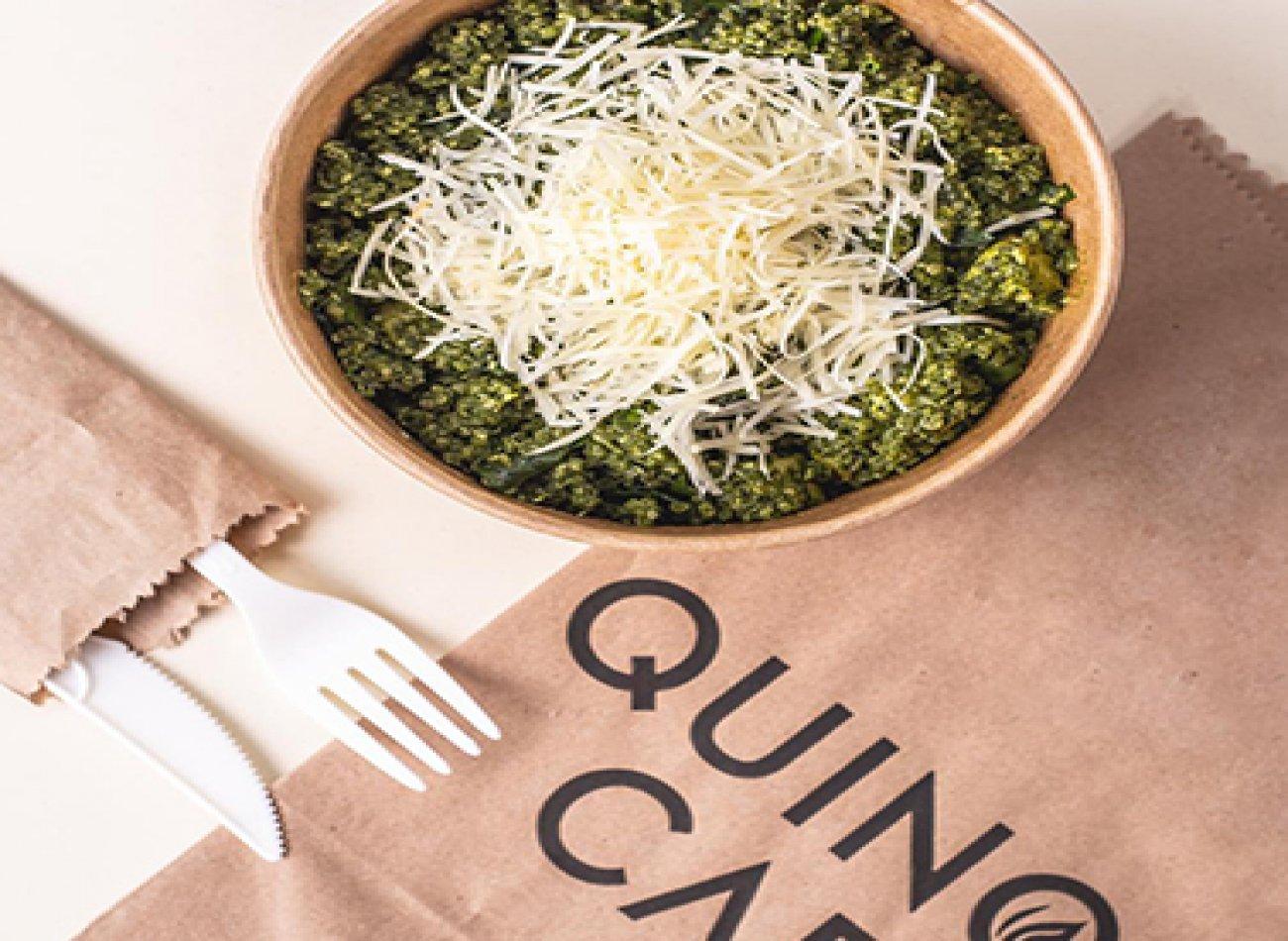 QUINOA CAFé - MIRAFLORES Restaurante - Reserva y Pide Delivery o Take Out en restaurantes de Comida CAFé - SANDWICH Y ENSALADAS - MIRAFLORES - MESA 24/7 | LIMA - Perú