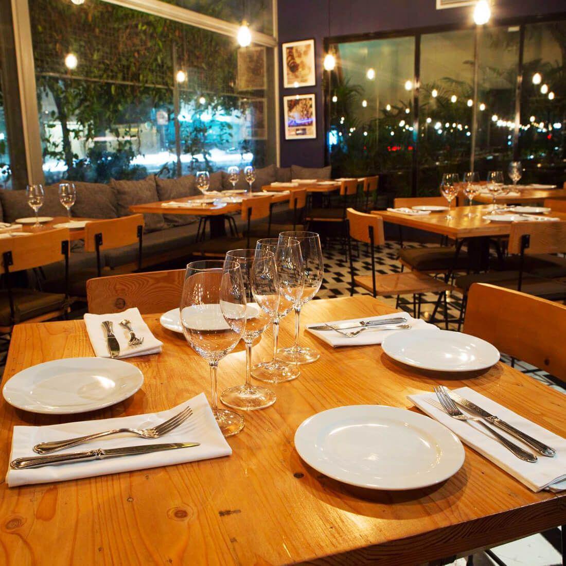 LOS BACHICHE Restaurante - Reserva en restaurantes de Comida ITALIANA - MIRAFLORES - MESA 24/7 | LIMA - Perú