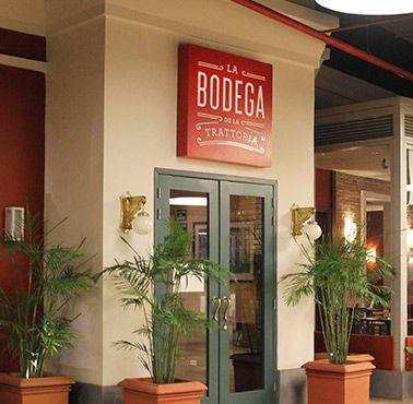 LA BODEGA DE LA TRATTORIA (JOCKEY PLAZA) Restaurant - and Peruvian Food ITALIAN - SANTIAGO DE SURCO - MESA 24/7 Guide | LIMA - Peru