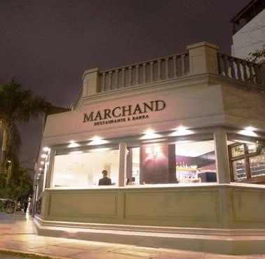 MARCHAND Restaurante - Reserva en restaurantes de Comida FUSIóN - MIRAFLORES - MESA 24/7 | LIMA - Perú