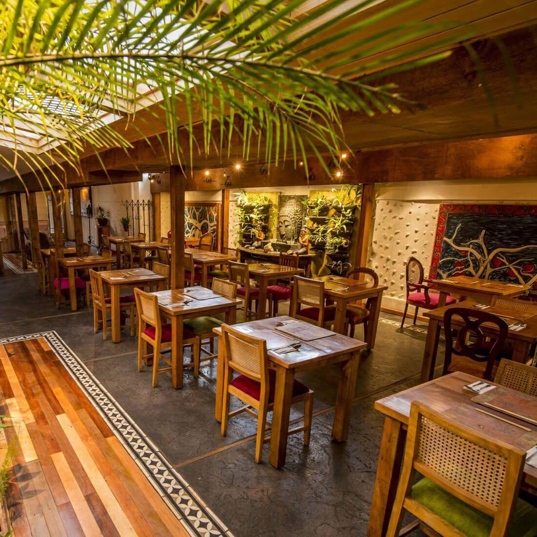 PAD THAI Restaurante - Reserva en restaurantes de Comida THAI - PROVIDENCIA - MESA 24/7 | SANTIAGO - Perú