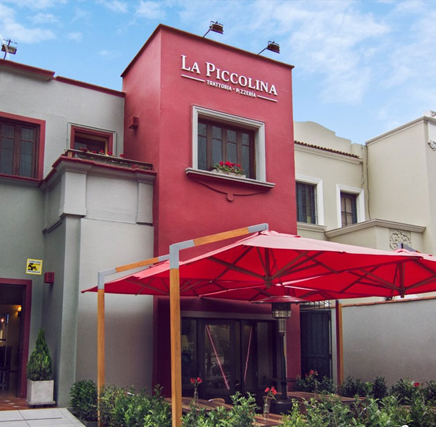 LA PICCOLINA - 28 DE JULIO Restaurant - and Peruvian Food ITALIAN - MIRAFLORES - MESA 24/7 Guide | LIMA - Peru