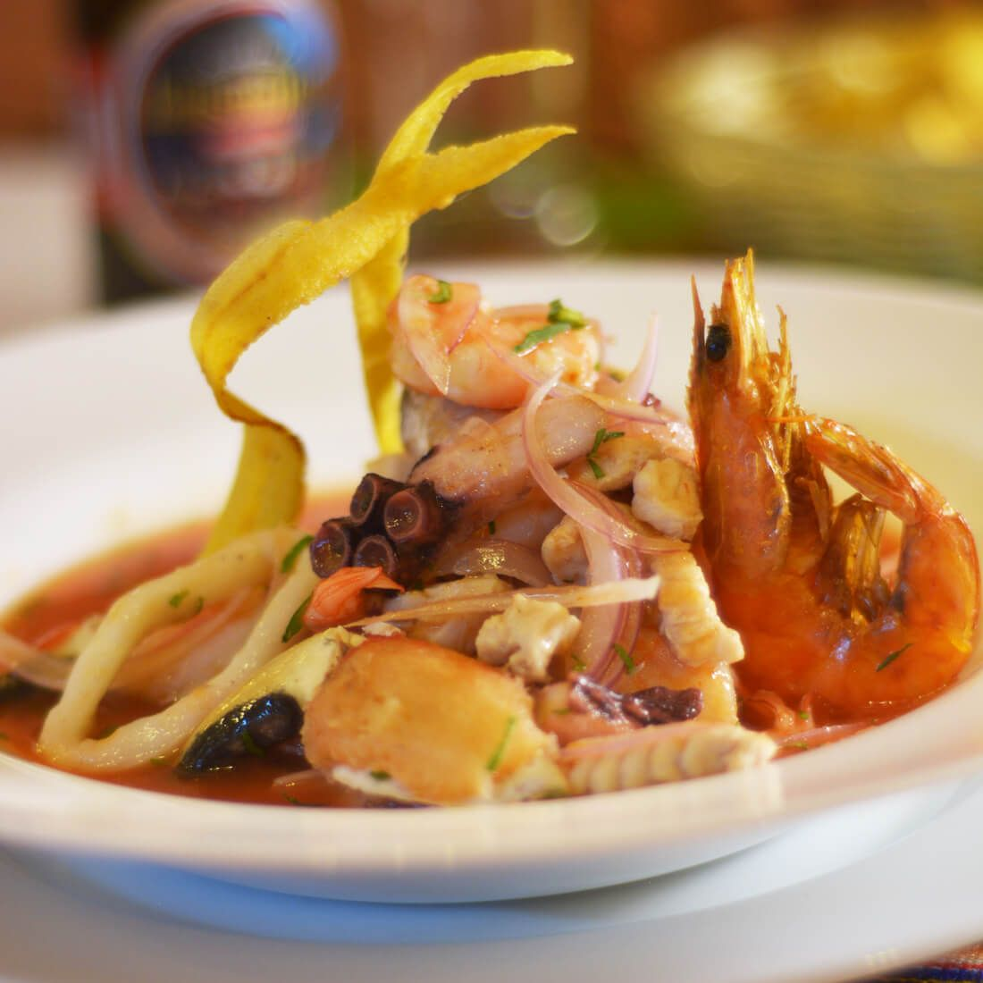 PATACóN Restaurante - Reserva en restaurantes de Comida ECUATORIANA - PROVIDENCIA - MESA 24/7 | SANTIAGO - Perú