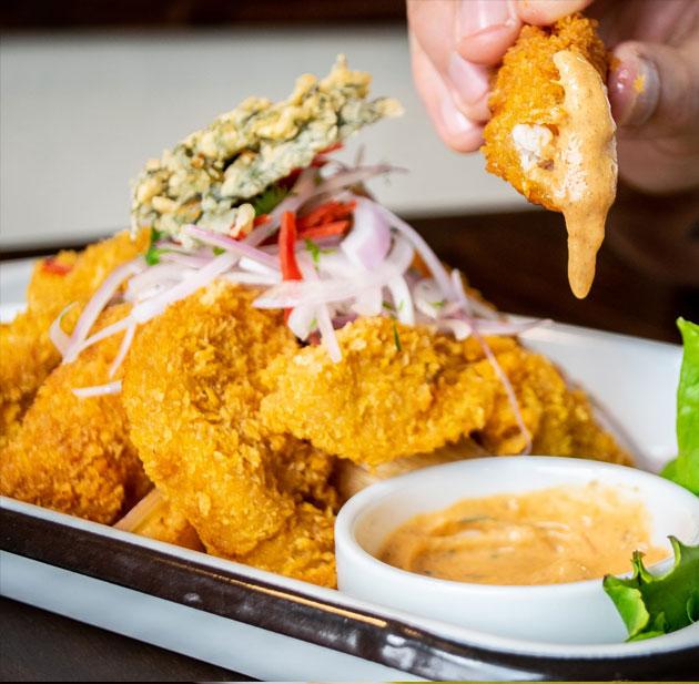 BARRA CALETA Restaurant - and Peruvian Food AUTHOR - SURQUILLO - MESA 24/7 Guide | LIMA - Peru
