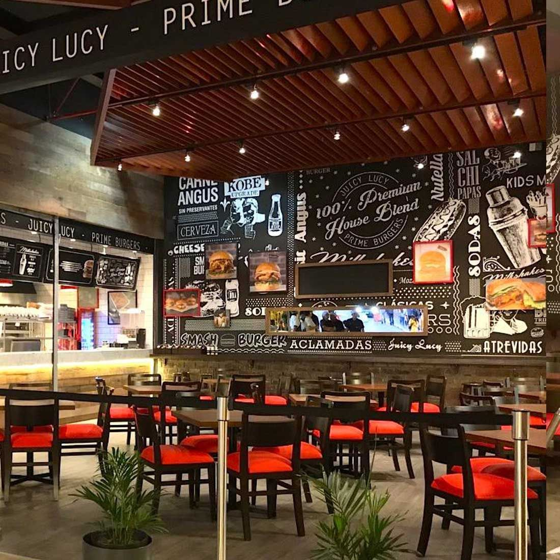JUICY LUCY - JOCKEY PLAZA Restaurant - and Peruvian Food MEAT AND GRILL - SANTIAGO DE SURCO - MESA 24/7 Guide | LIMA - Peru