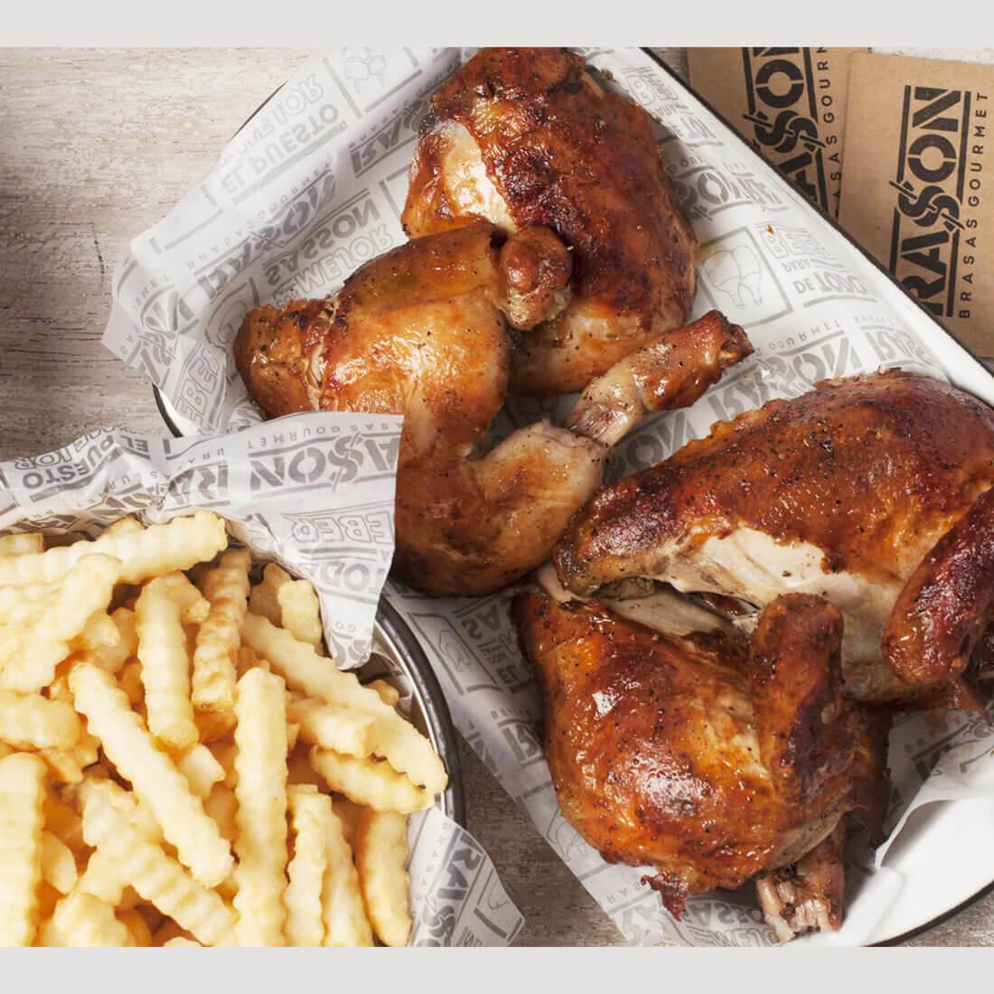 RASSON BRASAS GOURMET - JOCKEY PLAZA Restaurant - and Peruvian Food PERUVIAN - SANTIAGO DE SURCO - MESA 24/7 Guide | LIMA - Peru