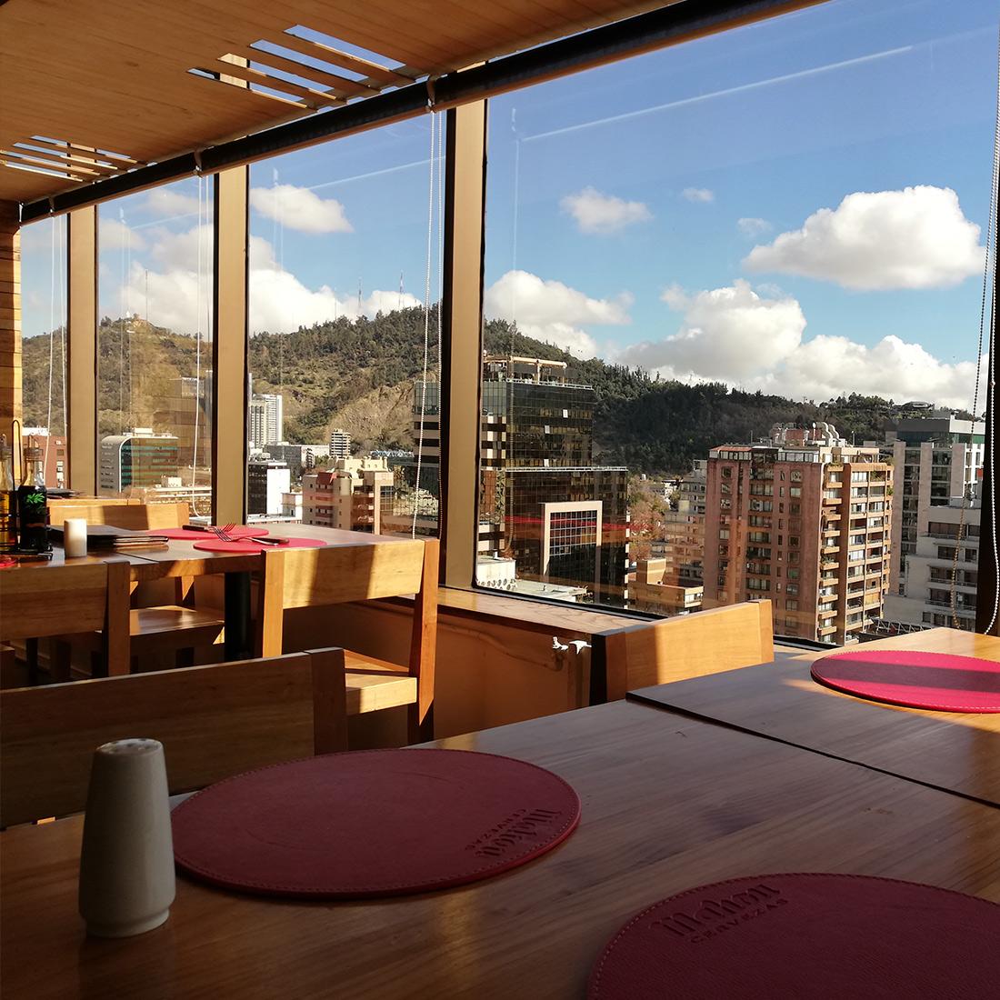 LA ESTANCIA MIRADOR Restaurante - Reserva en restaurantes de Comida CARNES - PROVIDENCIA - MESA 24/7   SANTIAGO - Perú